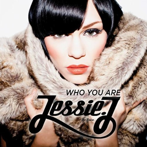 Jessie J - Who You Are (FanMade Single Cover) Made by Nixmix