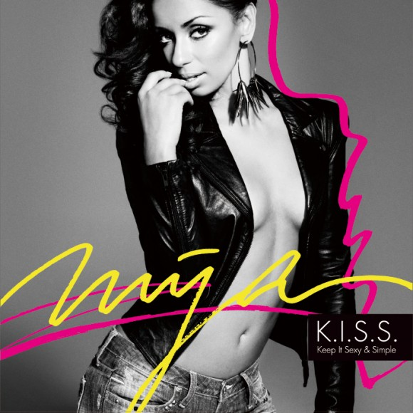 Mya KISS Album Cover