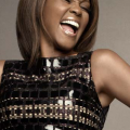 Whitney+Houston+I+Look+To+You+Promo+Photoshoot