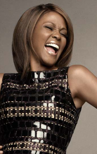 Whitney+Houston+I+Look+To+You+Promo+Photoshoot