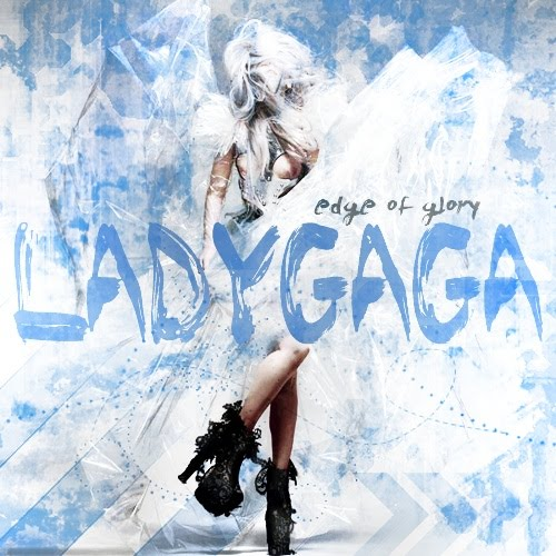 Lady GaGa - Edge Of Glory Lyrics
