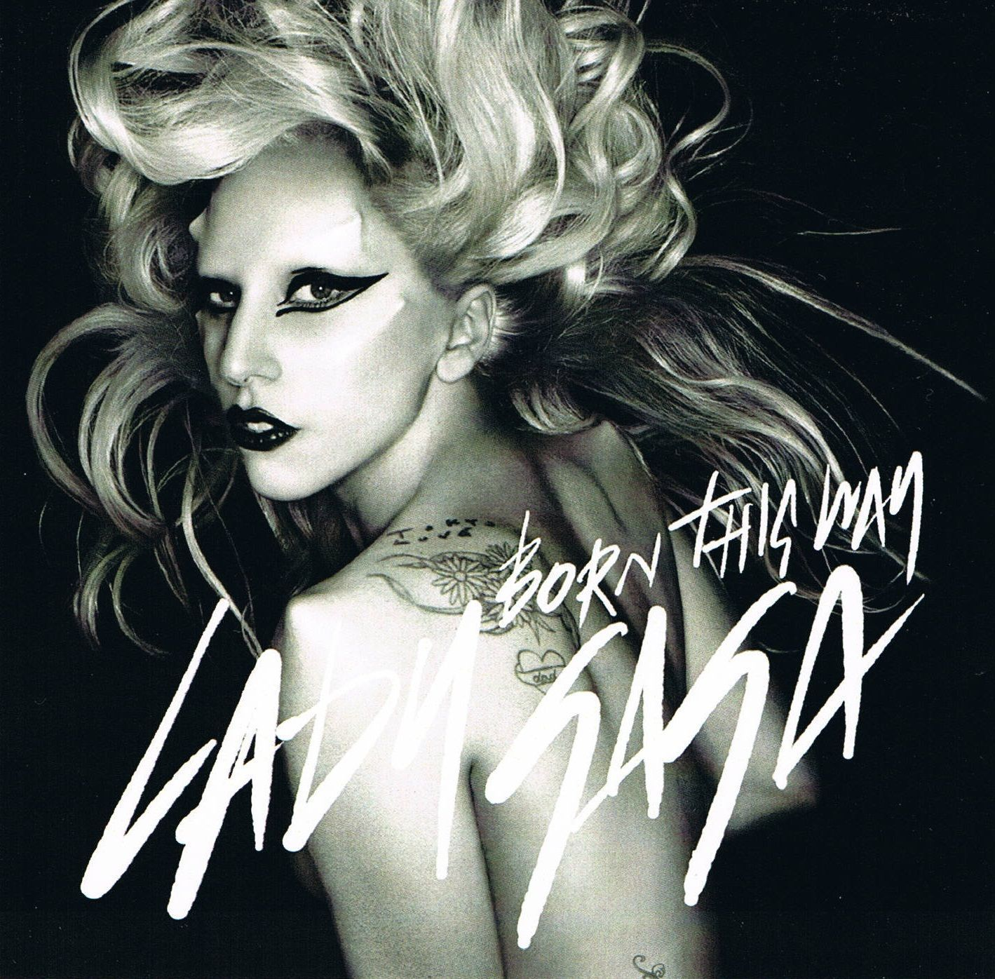 Lady-Gaga-Born-This-Way-Cd-Single-From-Usa