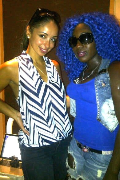 Mya and Spice