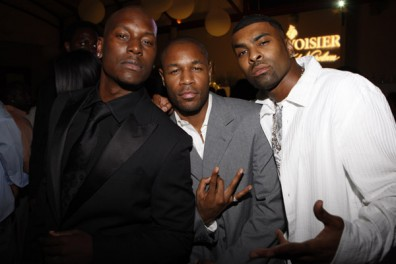 Tyrese, Tank and Ginuwine