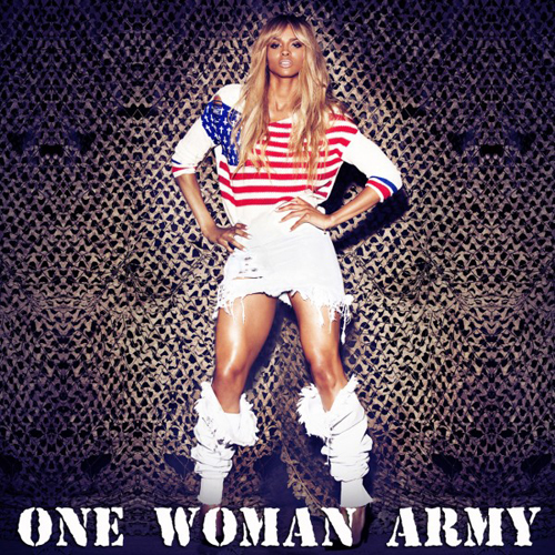 Ciara-One-Woman-Army-Promo