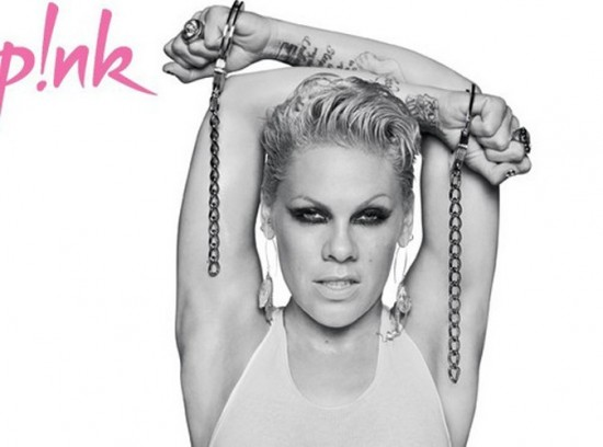Pink-