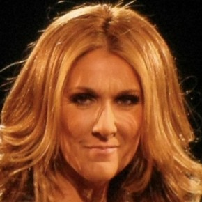 Celine Dion's gave birth to twins