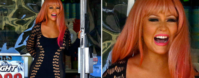 Christina-Aguilera-Debuts-New-Look-for-New-Video