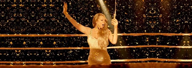 Mariah Carey triomphant