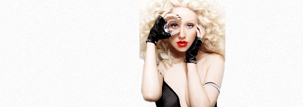 christina aguilera bionic