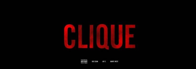 Kanye West Clique Art