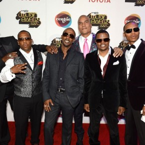 Soul Train Awards 2012 - Red Carpet By Toyota