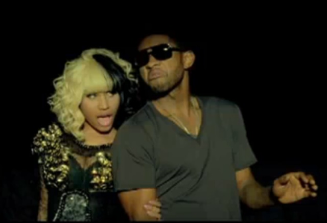 Usher-Nicki-Minaj-Lil-Freak
