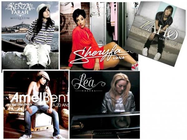 Les chanteuses R'n'B en France