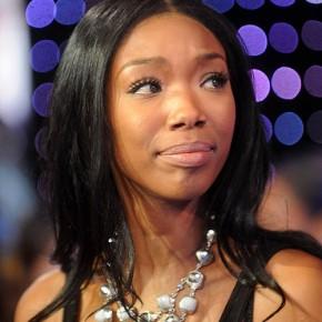MTV TRL Presents Brandy And Rosario Dawson