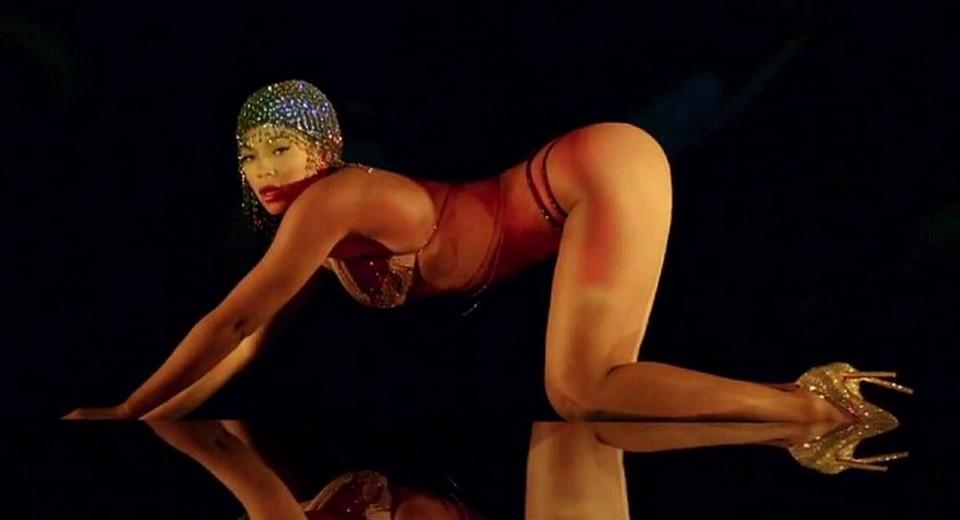 Beyonce sexy ou provocation?