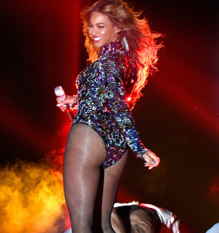 Jay-Z et Beyonce au VMA 2014