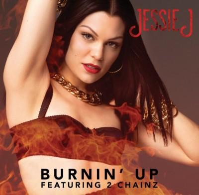 Jessie J cover Burnin'up feat. 2 Chainz