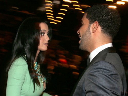 Katy Perry et Drake