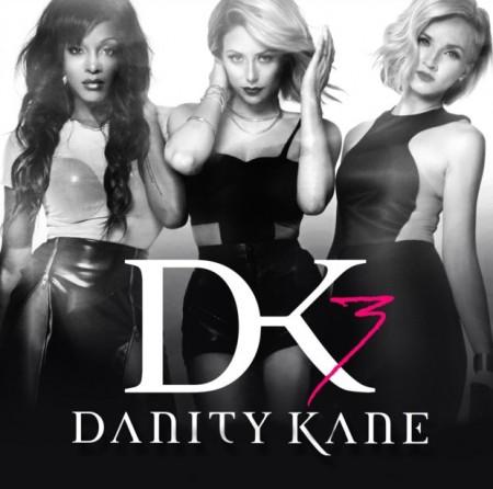 Danity Kane - DK3  - Album Cover