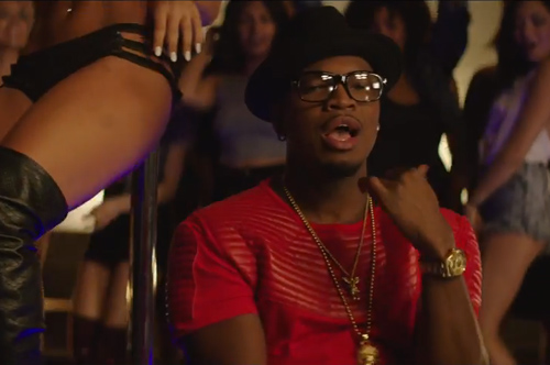 Ne-Yo-She-Knows-video
