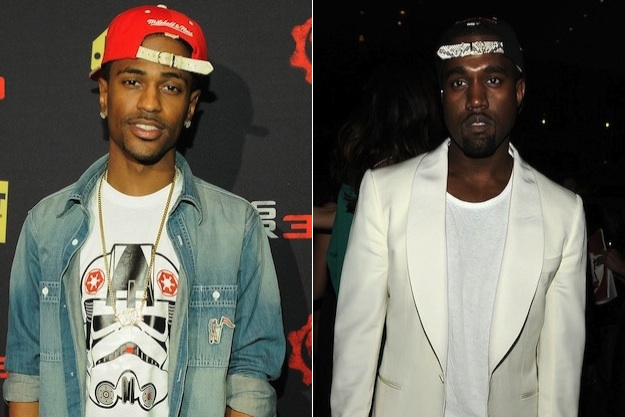 Big-Sean-Kanye-West