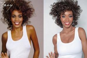 Regardez le biopic sur Whitney Houston de la chaîne Lifetime.