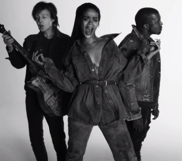Rihanna-FourFiveSeconds-video-musicfeelings
