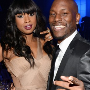 LOS ANGELES, CA - FEBRUARY 09:  Singer/actress Jennifer Hudson (L) and actor Tyrese Gibson attend the 55th Annual GRAMMY Awards Pre-GRAMMY Gala and Salute to Industry Icons honoring L.A. Reid held at The Beverly Hilton on February 9, 2013 in Los Angeles, California.  (Photo by Larry Busacca/Getty Images for NARAS)