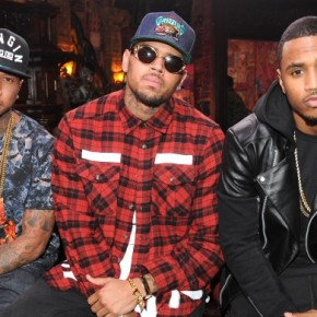 Tyga,Chris Brown,Trey Songz