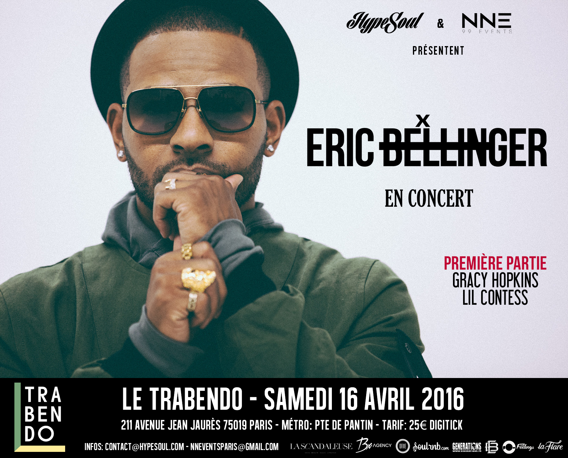 Flyer Eric Bellinger