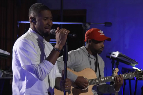 Usher-Live-Lounge