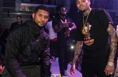 Chris Brown, Usher, Future and more host LIV on Sunday photos by Thaddaeus McAdams